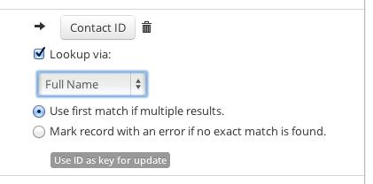 Importing data into Salesforce | dataloader io